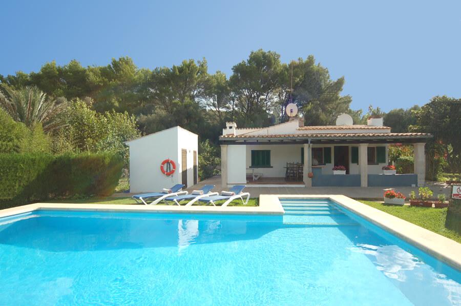 Villa Alberti Pollensa Mallorca