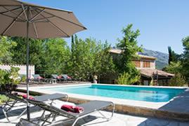 Villa Sementer del Molinet Mallorca