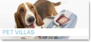 Pets allowed villas