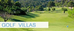 Golf villas in Pollensa, Mallorca