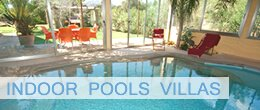 Indoor & heated pool villas in Pollensa, Mallorca