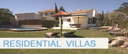 Residential villas in Pollensa