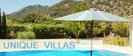 Unique villas in Pollensa
